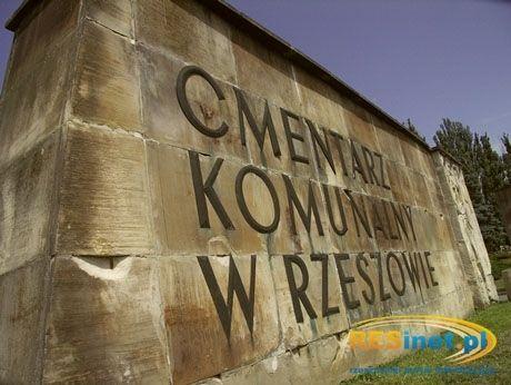 Wyremontują alejki rzeszowskiego cmentarza - Aktualności Rzeszów