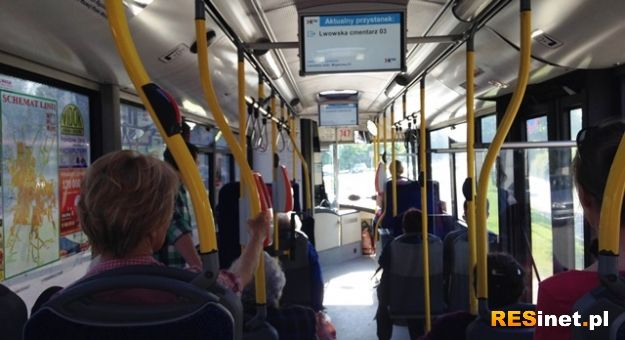 Kursowanie autobusów linii nr 59 w dniu 17 października  - Aktualności Rzeszów