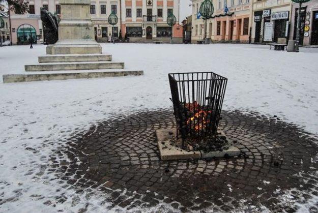 Na zimę powrócą koksowniki - Aktualności Rzeszów