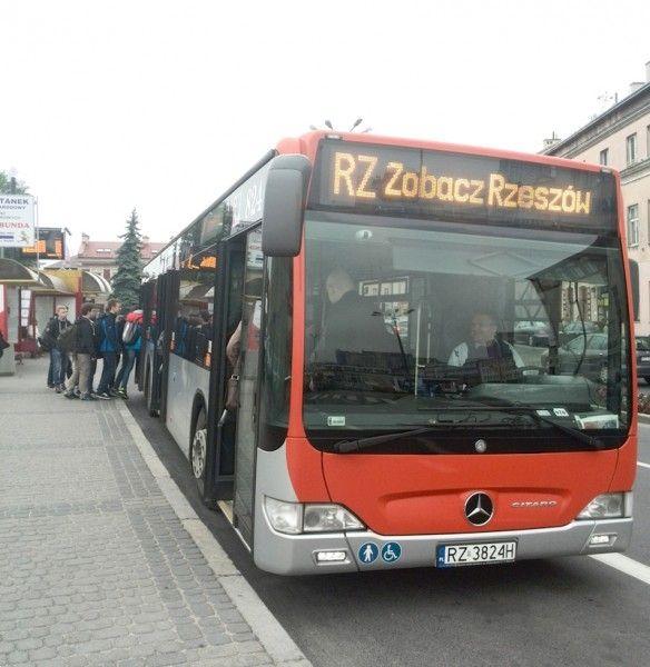 Zawieszają autobusowe zwiedzanie Rzeszowa - Aktualności Rzeszów