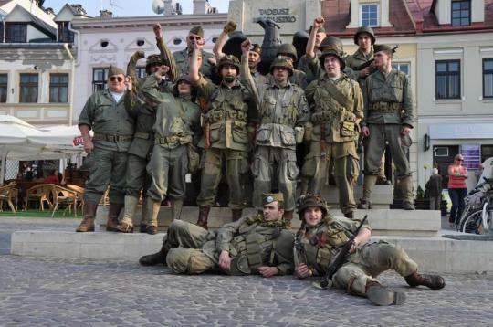 Jutro na Rynku w Rzeszowie amerykańscy i polscy żołnierze  - Aktualności Rzeszów