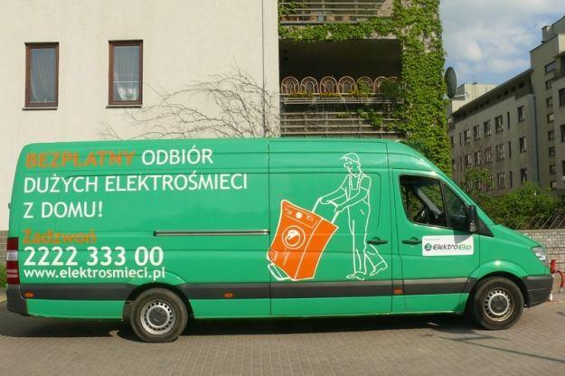 W sobotę oddasz elektrośmieci w mobilnych punktach - Aktualności Rzeszów