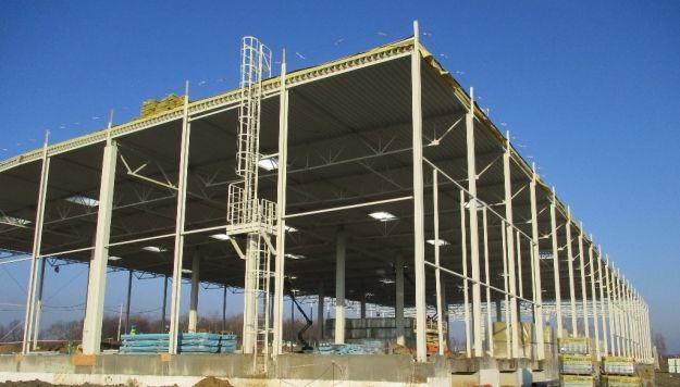 FOTO. Postępują prace przy gigantycznej inwestycji Waimea Logistic Park Korczowa  - Aktualności Podkarpacie