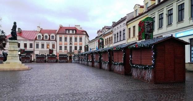 W piątek uroczyste otwarcie Świątecznego Miasteczka - Aktualności Rzeszów