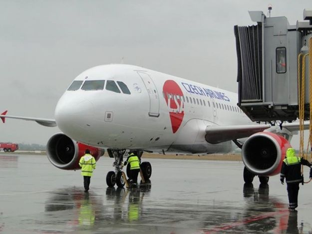 Czech Airlines czasowo zawiesza połączenia Rzeszów-Edynburg - Aktualności Rzeszów