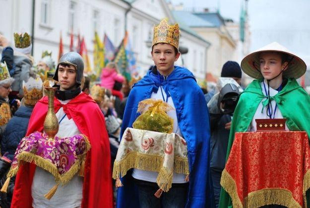 Próba generalna Orszaku Trzech Króli - Aktualności Rzeszów