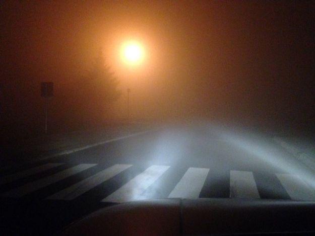 Uwaga kierowcy! Silne mgły w regionie - Aktualności Podkarpacie