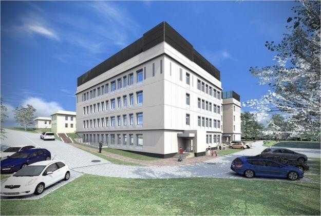 Szpital MSW będzie miał nowy blok operacyjny (wizualizacje) - Aktualności Rzeszów