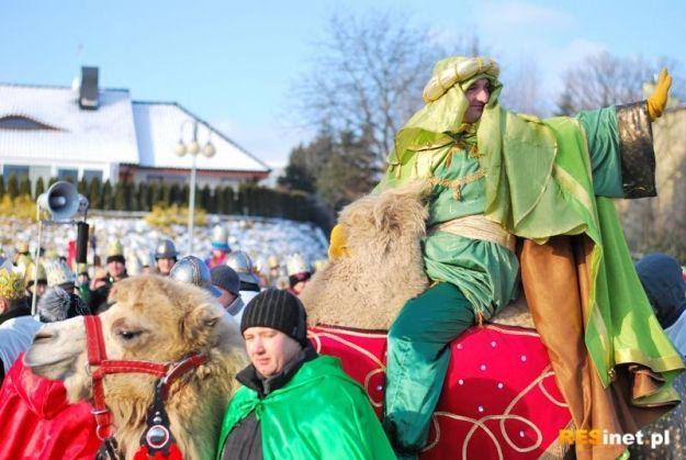 6 stycznia Orszak Trzech Króli. Będzie wielbłąd i żywa szopka  - Aktualności Rzeszów