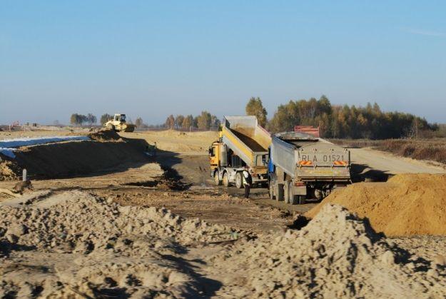 (FOTO) Postęp prac na odcinku S19 Sokołów Młp. – Stobierna - Aktualności Podkarpacie