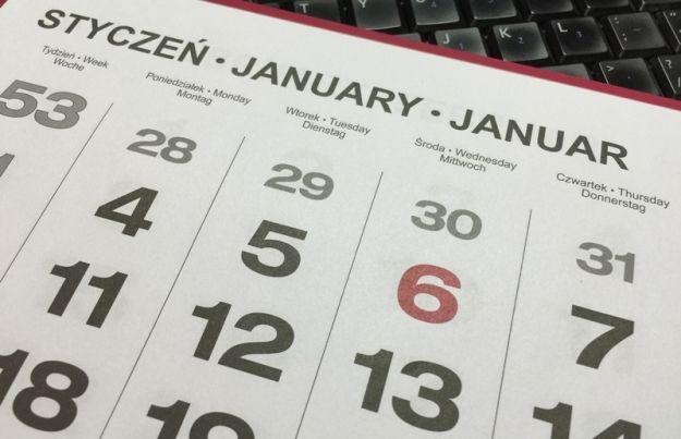 Kiedy wolne w 2016 roku? Zobacz, jak wypadają święta  - Aktualności Rzeszów