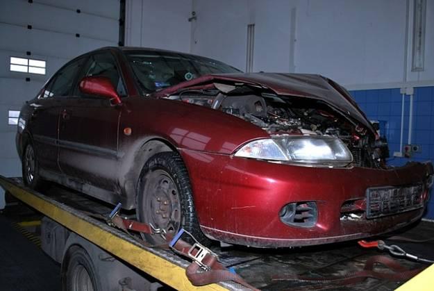 Pijany kierowca uszkodził kilka aut. Miał ponad 3 promile alkoholu w organizmie - Aktualności Podkarpacie