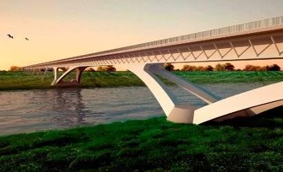 Most na Wiśle w Połańcu powstanie do końca 2015 r.  - Aktualności Podkarpacie