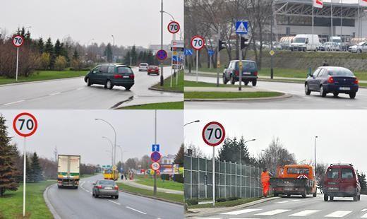 Przez Aleję Witosa pojedziemy 70 km/h - Aktualności Rzeszów