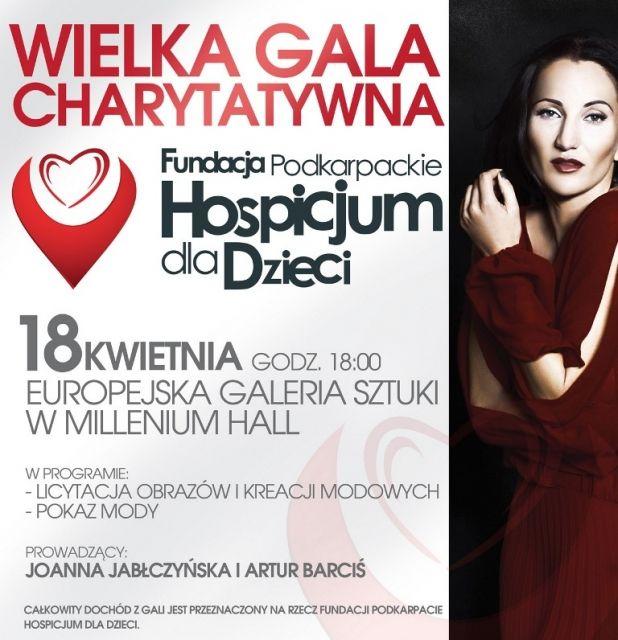 Wielka Gala Charytatywna - Aktualności Rzeszów