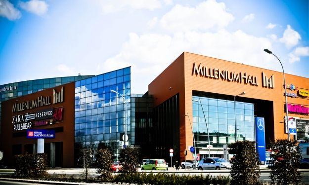Otwarcie salonu Vera Lucci w Millenium Hall - art. sposn.