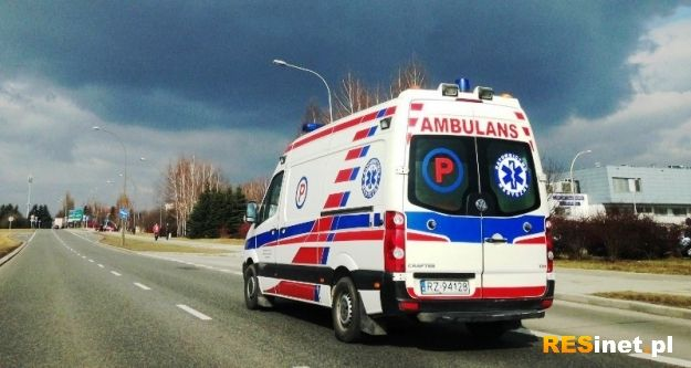 Wypadek w Krasnem. Nie żyje 61-letni mężczyzna - Aktualności Rzeszów