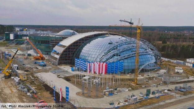 Coraz bliżej otwarcia Centrum Wystawienniczo-Kongresowego - Aktualności Rzeszów