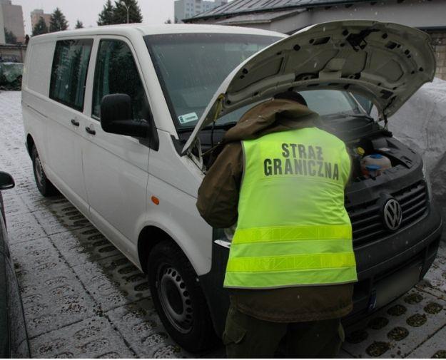 Znaleziono auto skradzione 9 lat temu - Aktualności Podkarpacie