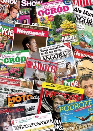Więcej czasopism w czytelni Wypożyczalni Głównej WiMBP - Aktualności Rzeszów