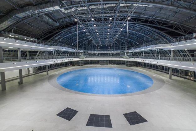 (VIDEO) Gotowe Centrum Kongresowo-Wystawiennicze - Aktualności Rzeszów