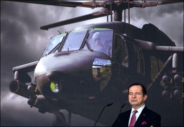 Na Podkarpaciu wyprodukowano 300-setną kabinę Black Hawk - Aktualności Podkarpacie