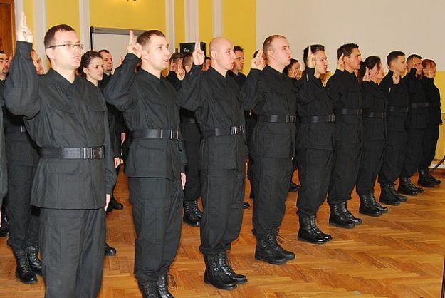 Przyjęto 45 nowych policjantów - Aktualności Rzeszów
