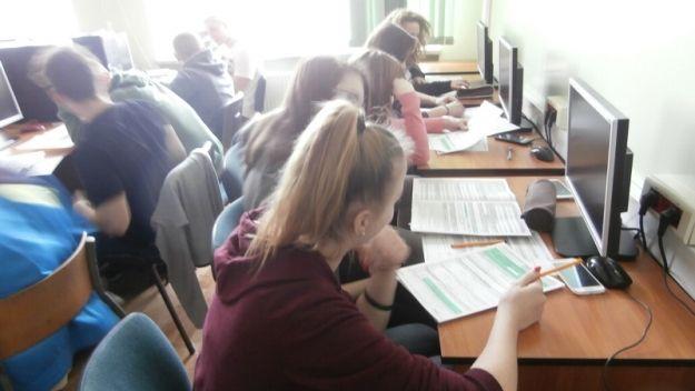 Szkolą uczniów jak wypełniać deklaracje podatkowe - Aktualności Podkarpacie