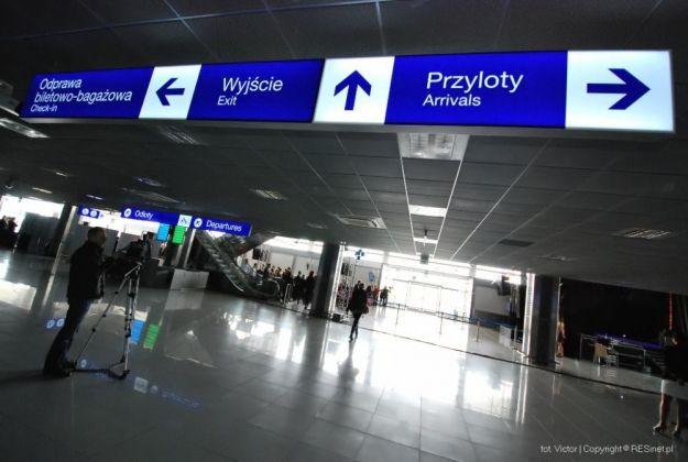 Więcej pasażerów na lotnisku w Jasionce - Aktualności Rzeszów