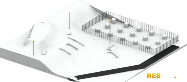 Snowpark zimową alternatywą dla skateparku? - Aktualności Rzeszów