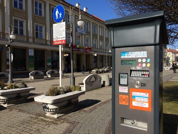 Zmiany w opłatach za postój w strefie płatnego parkowania - Aktualności Rzeszów