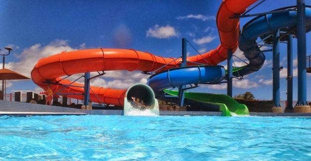 Aquapark obok Parku Papieskiego. Remontu basenów nie będzie - Aktualności Rzeszów