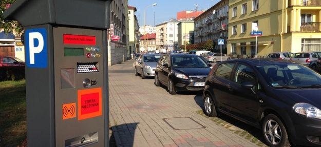 Od jutra za parkowanie w centrum zapłacisz przez telefon - Aktualności Rzeszów