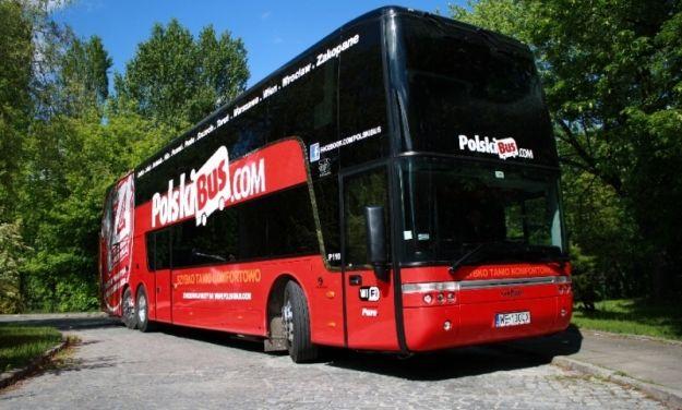 PolskiBus ogłosił promocję. Bilety do stolicy za 8 zł - Aktualności Rzeszów
