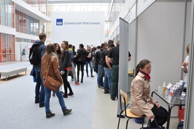 Ponad 80 pracodawców zaprezentuje się podczas Akademickich Targów Pracy - Aktualności Rzeszów