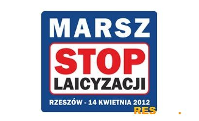 """Marsz """"Stop laicyzacji"""" w Rzeszowie - Aktualności Rzeszów"""