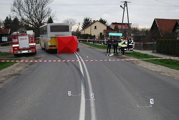 Śmiertelne potrącenie rowerzystki w Dobrzechowie - Aktualności Podkarpacie