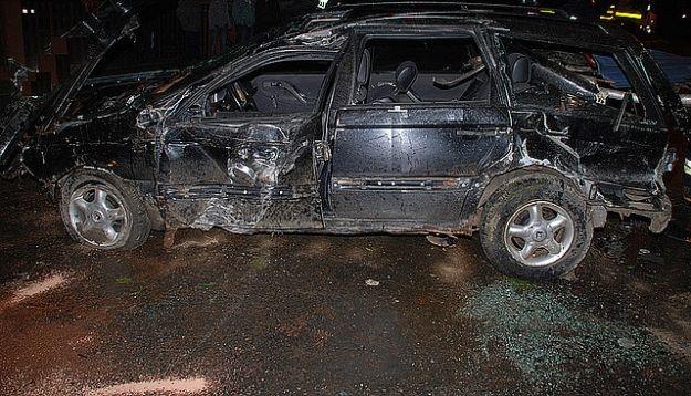 Śmiertelny wypadek w Bieździedzy - Aktualności Podkarpacie