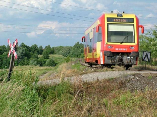 Będzie krócej pociągiem z Rzeszowa do Krosna, Sanoka i Zagórza - Aktualności Rzeszów
