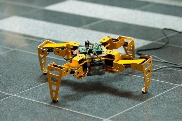 Jutro w Rzeszowie Międzynarodowe Zawody Robotów ROBO~motion - Aktualności Rzeszów
