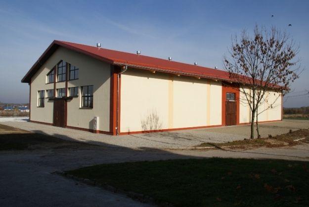 Nowo powstała ujeżdżalnia do rozbudowy - Aktualności Rzeszów