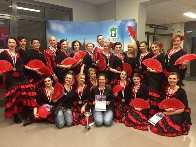 Sukcesy rzeszowskich tancerzy na Mistrzostwach Polski - Aktualności Rzeszów