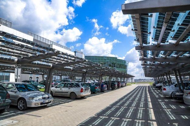 Aeropolis - jedyny park technologiczny, w którym naładujesz elektryczny samochód  - Aktualności Podkarpacie