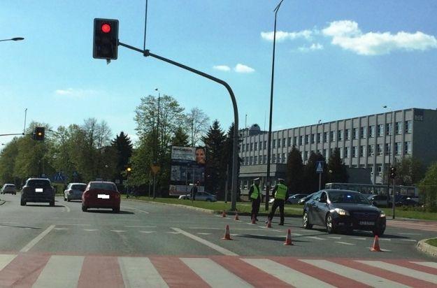 Dwie osoby ranne, pięć aut uszkodzonych w wypadku na ul. Rejtana - Aktualności Rzeszów