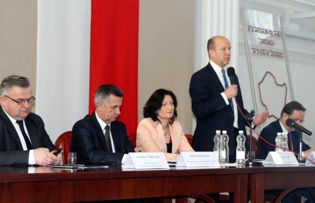 Minister Zdrowia odwiedził Podkarpacie - Aktualności Podkarpacie