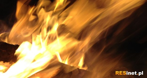 Pożar domu jednorodzinnego w Boguchwale. Pomógł sąsiad policjant - Aktualności Rzeszów