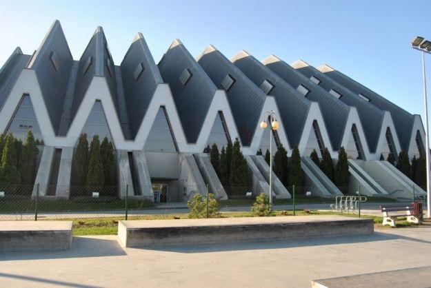 Ewakuacja na hali Podpromie - Aktualności Rzeszów