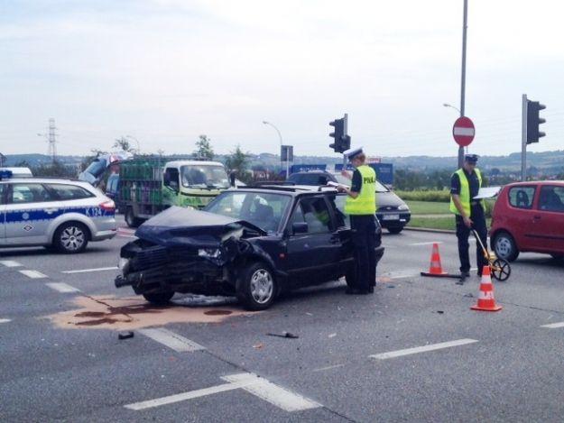 Kwiecień 2016 na podkarpackich drogach. 127 wypadków, w tym 13 śmiertelnych - Aktualności Podkarpacie