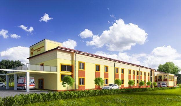 Otwarcie nowej części budynku Hospicjum dla Dzieci - Aktualności Rzeszów