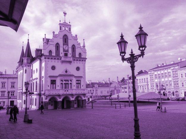 Ratusz zaświeci na fioletowo - Aktualności Rzeszów